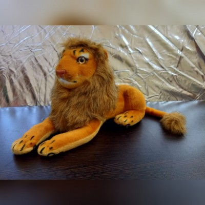 SOFTY LION SMALL