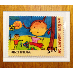 CHILDREN'S DAY 2013 MINT STAMPS