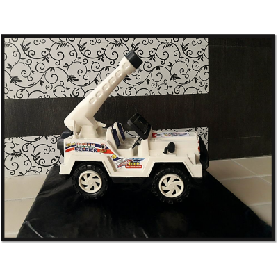 MIKSSO SOLDIER JEEP